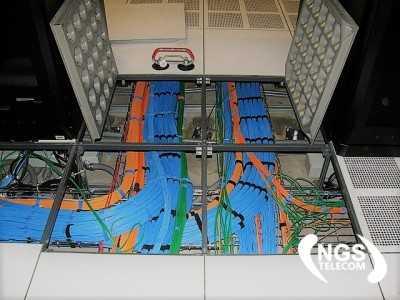 Instalação de Infraestrutura Para Rede de Computadores em São Bernardo do Campo