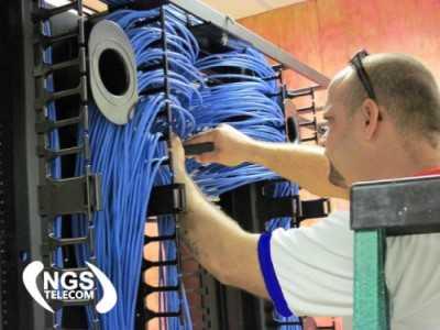 Instalação de Rede de Informática em São Bernardo do Campo